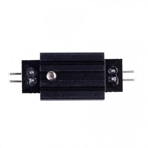 1117 3.3V Power Supply Mode with Heatsink for Arduino - Black 5pcs/lot
