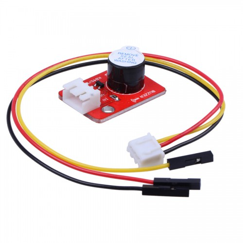 Active Buzzer Sound Module for SCM Development Red 20pcs/lot