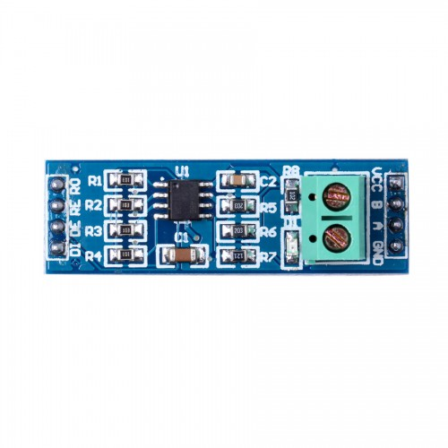 TTL to RS-485 Module for Arduino ( Blue Color ) 10pcs/lot