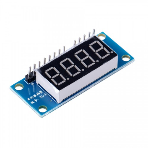 4 Digit LED Display Module 8550 Parallel Triode Driving 5pcs/lot