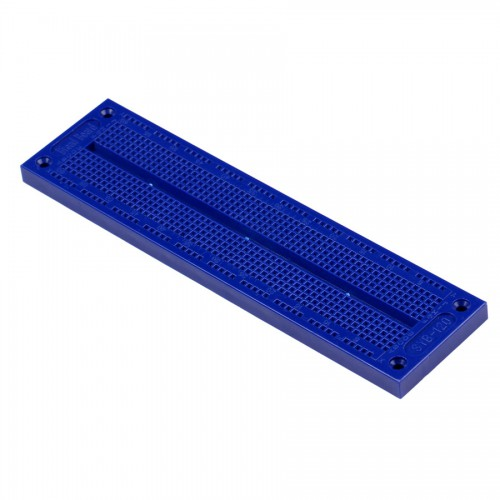 SYB-120 Prototype Solderless Printed Circuit Breadboard - Deep Blue 10pcs/lot