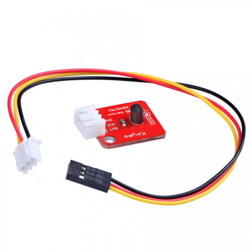 LM35 Temperature Sensor Module Heat Sensor Red 5pcs/lot
