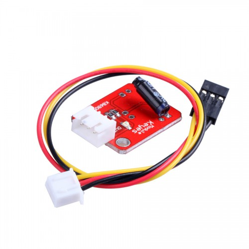 Vibration Sensor Switches Module Board for SCM Development Red 5pcs/lot