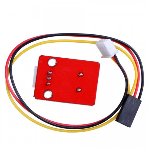 Passive Buzzer Sound Module for SCM Development Red 5pcs/lot