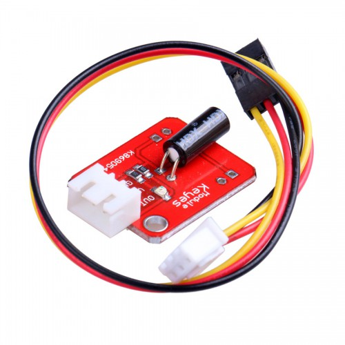 Tilt Sensor Module Inclination Sensor Board for SCM Development Red 5pcs/lot