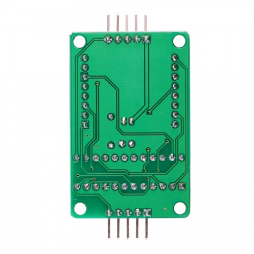 MAX7219 Red LED Dot Matrix Module MCU Control Module - Green + White 5pcs/lot