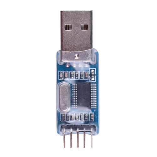 PL2303 USB-TTL/ USB-STC-ISP On-line Program Editor - Blue 10pcs/lot