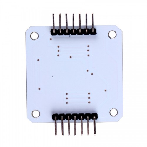 SPI RGB 4 SMD 5050 LED Light Module for Arduino ( White Color ) 5pcs/lot