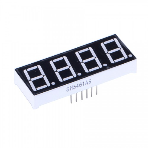 Compatible Arduino 4-Digit 12-Pin Display Module 20pcs/lot