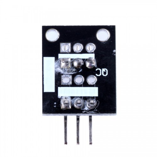 Arduino 3MM Red & Green Color LED Common Cathode Module ( Black  Color ) 10pcs/lot