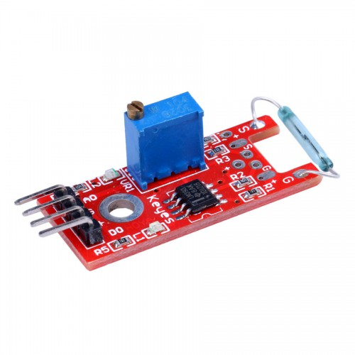 Magnetic Detect Switch with LED Indicator for Arduino (DC 3-5V) 5pcs/lot