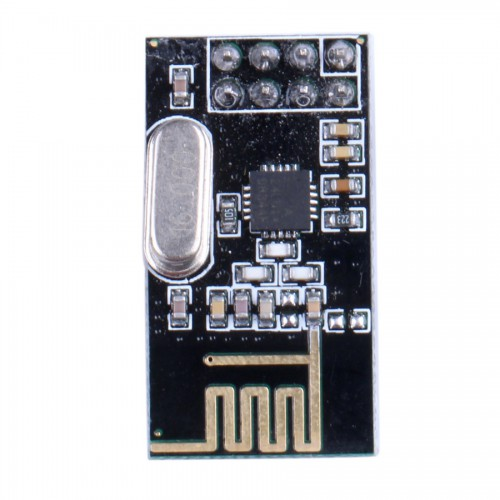 2.4GHz Antenna Wireless NRF24L01+ Transceiver Module ( Black Color ) 5pcs/lot