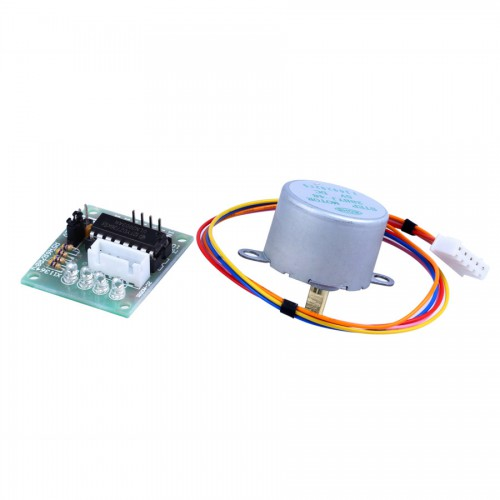 28YBT-48 DC 5V Stepper Motor with ULN2003 Driver 5pcs/lot