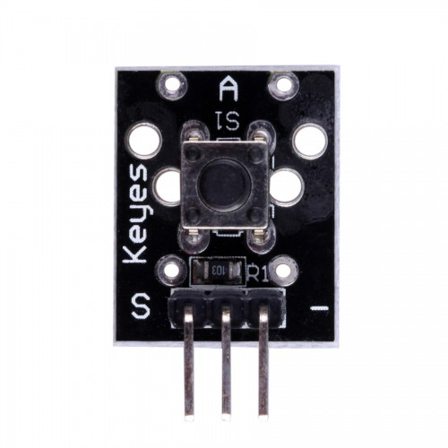New Arduino Key Switch Sensor Module ( Black Color ) 10pcs/lot