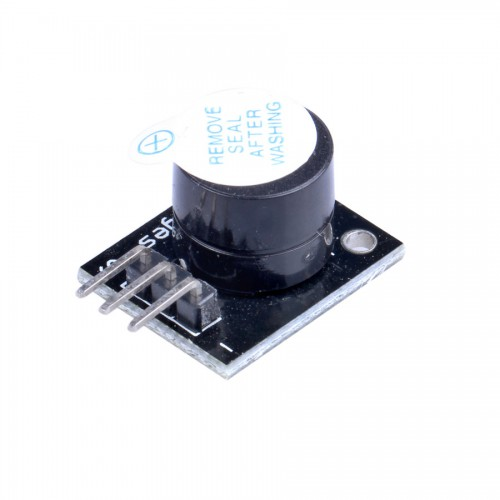 Auduino Compatible Active Speaker Buzzer Module for PC/ Printer ( Black  Color ) 10pcs/lot