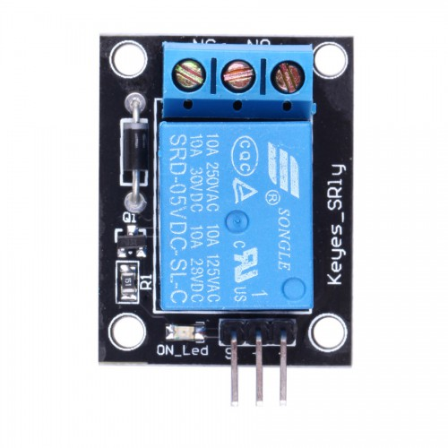 Arduino 5V Relay Module for SCM Development/ Home Appliance Control 10pcs/lot