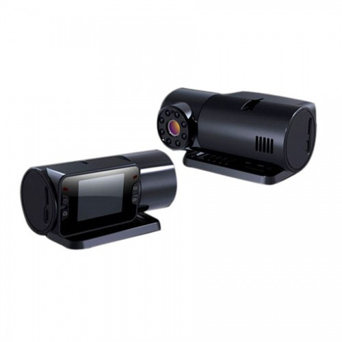 Car Camera HD 720P LCD Vehicle DVR Night Vision Cam Road Video Recorder H190