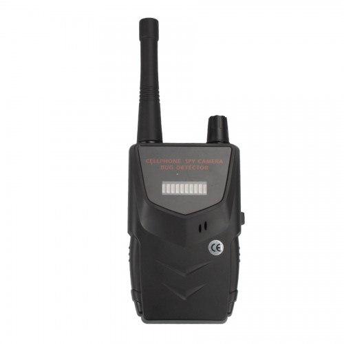 HS-007B Wireless RF Signal Bug Wireless Camera Spy Detector -Detect WiFi Audio Cell Phone