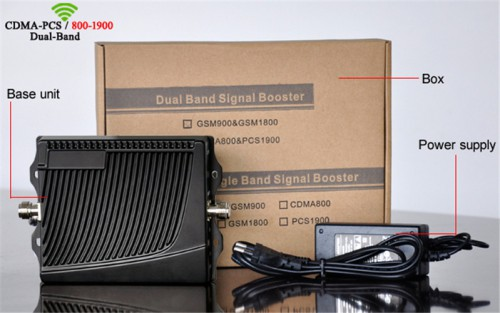 80190MR TanGreat TG Dual-Band CDMA800&PCS1900Mhz Signal Booster