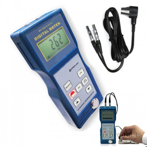 Original Landtek TM8811 Wall Ultrasonic Thickness Meter Gauge Tester 1.2-200mm