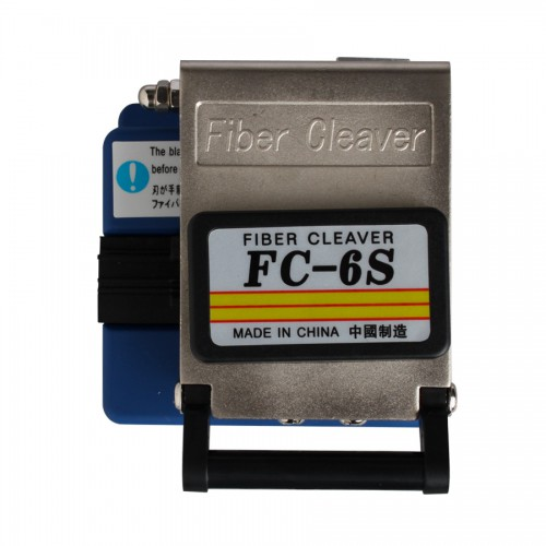 High Quality Metallic FC-6S Optical Fiber Cleaver Free shipping