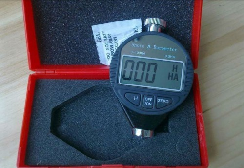 NEW Digital Shore Durometer Hardness Tester Meter LCD Display