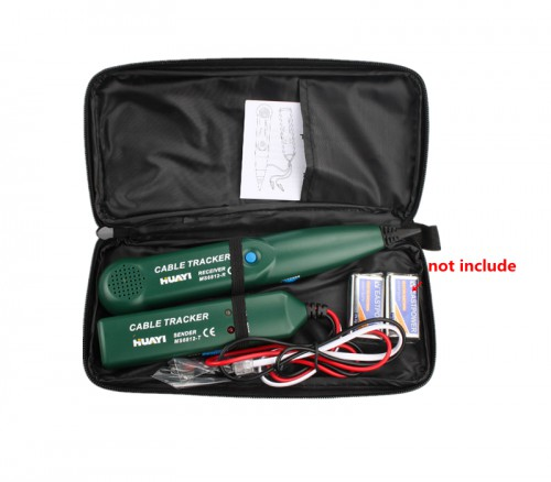 MS6812 REMOTE NETWORK CABLE TESTER