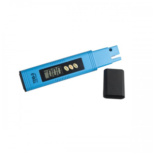 Digital LCD TDS Meter Tester Water Quality 0-1999 PPM PH Tester Set Filter Purity