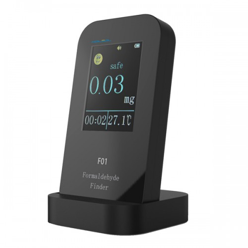 Free Shipping from US! Kolsol F01 Hand-held Mini Portable Precision Formaldehyde Monitor
