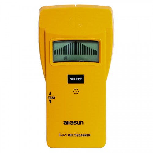 All-Sun TS79 Stud/Metal/AC Detector 3 In 1