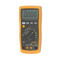 H17 4000 Counts with Temperature Measurement LCD Digital Multimeter Tester 1000V