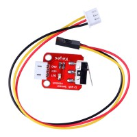 Crash Sensor Module Board Collision Sensor for SCM Development Red 5pcs/lot