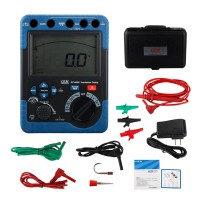 DT6605 Digital High Voltage Insulation Resistance Tester Megger Meter