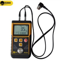 New Arrival Ultrasonic Wall Thickness Gauge Tester TM130D