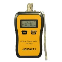 Portable Optical Power Meter JW3402A For Optical Fiber Networks Cable
