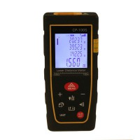 100M Digital LCD Laser Distance Meter Rang Finder Measure Diastimeter CP-100S