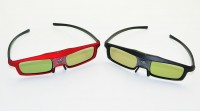 3D glasses 144HZ IR active shutter glasses for DLP LINK projector