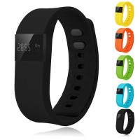 TW64 Bluetooth Bracelet Smart Wristband Fitness Sports Sleep Monitor Watch
