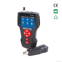 Original Noyafa NF-8601A Multi-functional Network Cable Tester LCD Cable length Tester Breakpoint Tester