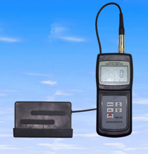 GM-06 Glossmeter Gloss Meter 0.1-200Gu 60 Deg GM06