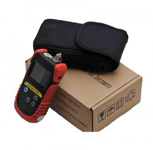 Brand New TLD7002A Hand Held Optical Laser Light Source Dual Wavelength 850/1300nm