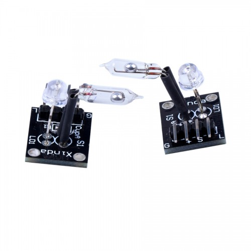 A Pair of Arduino Magic Cup Light Modules ( Black Color ) 5pcs/lot