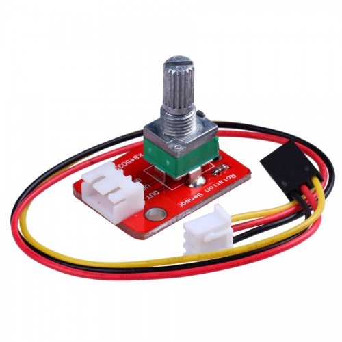 Rotation Angle Sensor Module Steering Angle Sensor for SCM Development Red 5pcs/lot