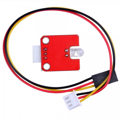 Infrared Emission Module IR Emitter Sensor Red 5pcs/lot