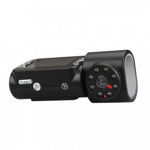 Wide 150 Degree HD 720P IR Night Vision Car Dash Cam Video Camera Recorder DVR
