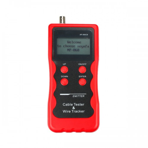 NF868 Phone Network Circuit Cable Wire Line Finder Tracker Tester
