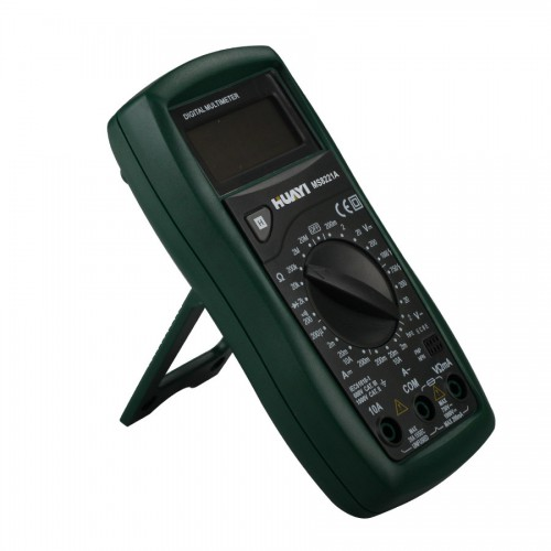 MS8221A 1999 Counts DIGITAL MULTIMETERS