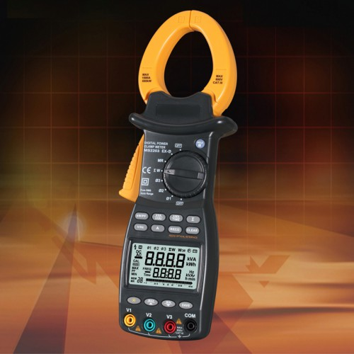 New Arrival MS2203 Digital Power Clamp Meter