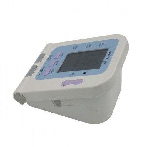CONTEC08C Digital Blood Pressure Monitor + SPO2+free Software