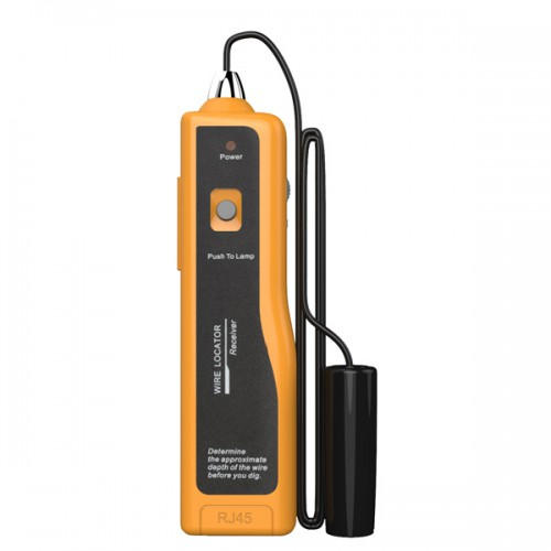 Free shipping from US! KOLSOL F02 Underground Cable Wire Locator Tracker Lan With Earphone